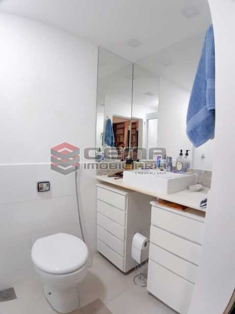 banheiro suíte  - Apartamento 3 quartos para alugar Copacabana, Zona Sul RJ - R$ 4.000 - LAAP34686 - 9