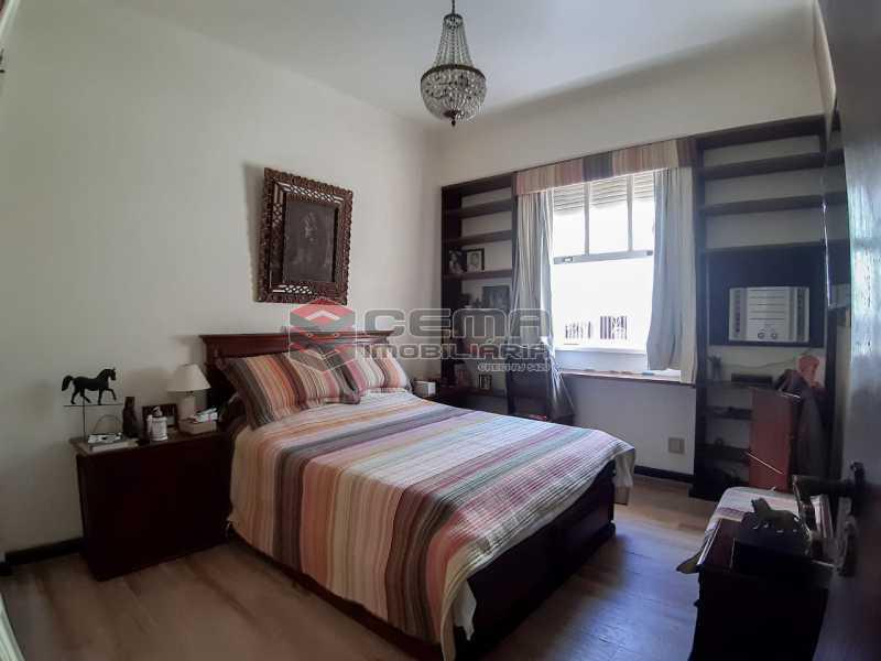 suíte  - Apartamento 3 quartos para alugar Copacabana, Zona Sul RJ - R$ 4.000 - LAAP34686 - 8