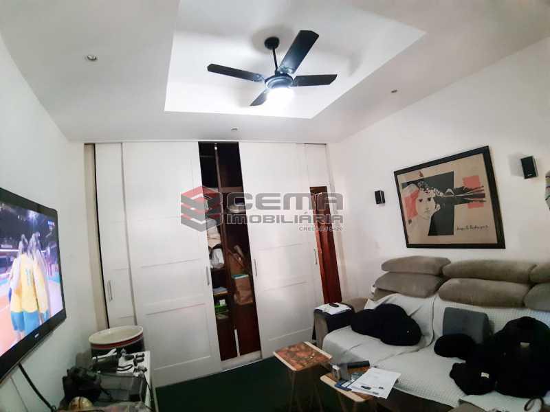 segundo quarto  - Apartamento 3 quartos para alugar Copacabana, Zona Sul RJ - R$ 4.000 - LAAP34686 - 25