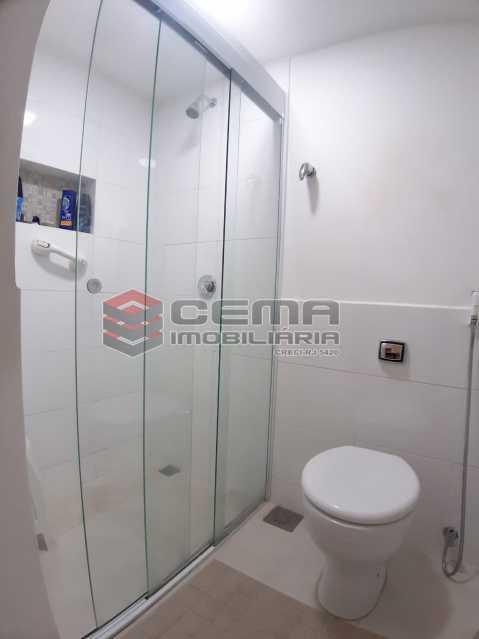 banheiro suíte   - Apartamento 3 quartos para alugar Copacabana, Zona Sul RJ - R$ 4.000 - LAAP34686 - 10