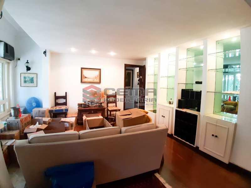 sala - Apartamento 3 quartos para alugar Copacabana, Zona Sul RJ - R$ 4.000 - LAAP34686 - 5