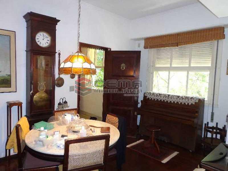 sala de jantar  - Apartamento 3 quartos para alugar Copacabana, Zona Sul RJ - R$ 4.000 - LAAP34686 - 6