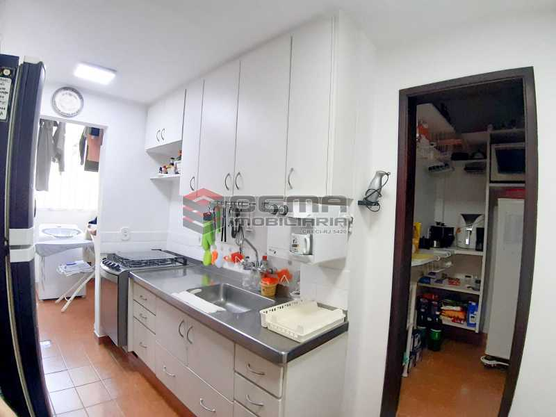 cozinha  - Apartamento 3 quartos para alugar Copacabana, Zona Sul RJ - R$ 4.000 - LAAP34686 - 15