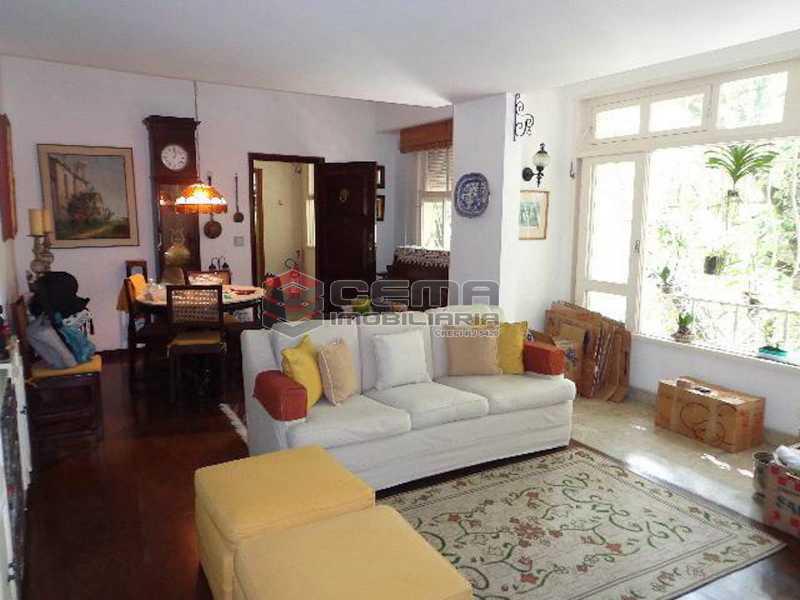 sala - Apartamento 3 quartos para alugar Copacabana, Zona Sul RJ - R$ 4.000 - LAAP34686 - 3