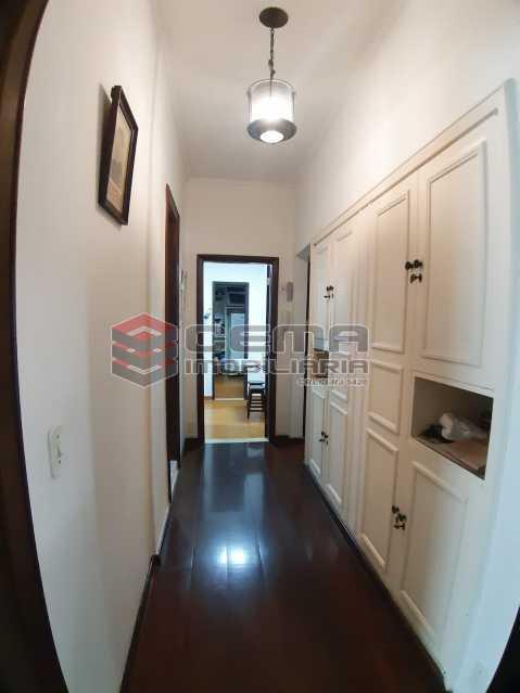 corredor  - Apartamento 3 quartos para alugar Copacabana, Zona Sul RJ - R$ 4.000 - LAAP34686 - 22