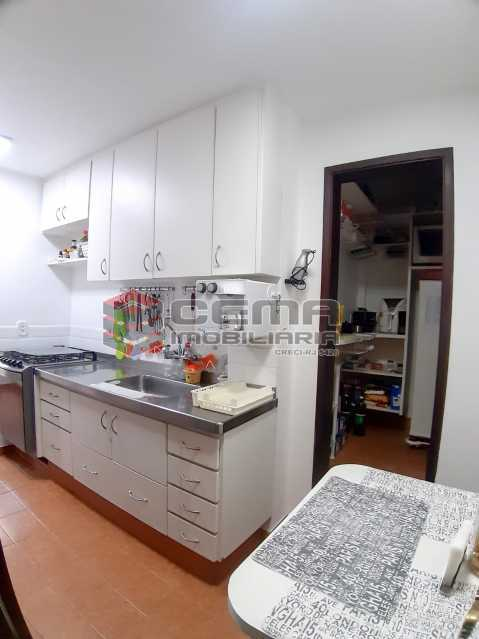 cozinha  - Apartamento 3 quartos para alugar Copacabana, Zona Sul RJ - R$ 4.000 - LAAP34686 - 17