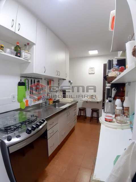 cozinha  - Apartamento 3 quartos para alugar Copacabana, Zona Sul RJ - R$ 4.000 - LAAP34686 - 16