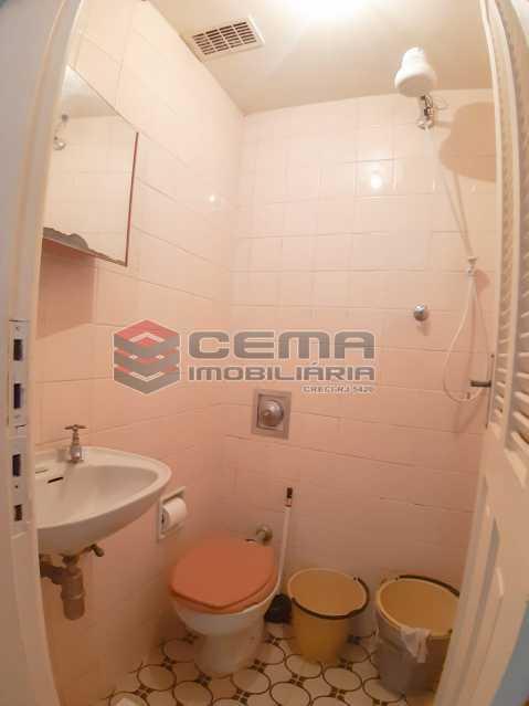 banheiro serviço  - Apartamento 3 quartos para alugar Copacabana, Zona Sul RJ - R$ 4.000 - LAAP34686 - 27