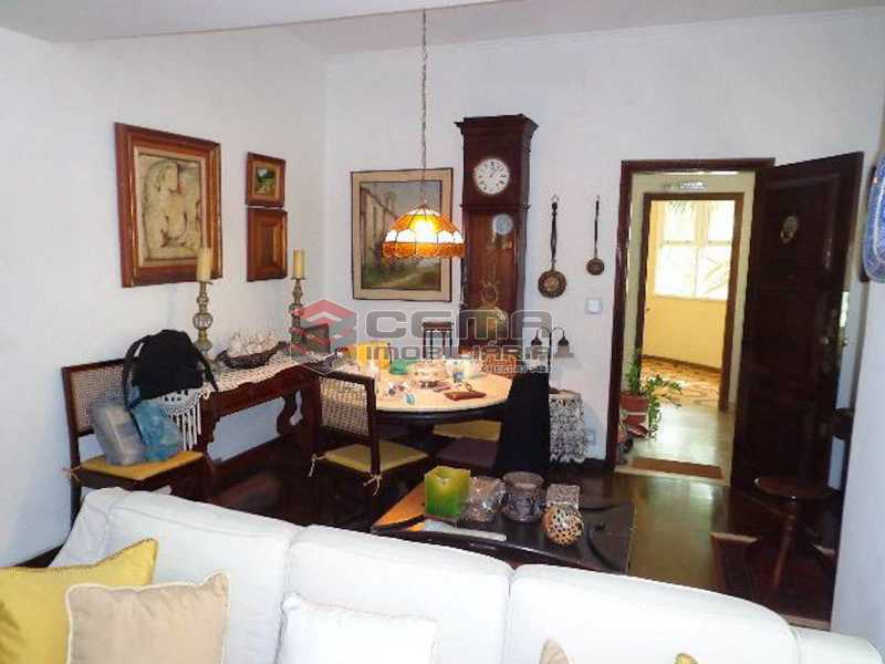 sala - Apartamento 3 quartos para alugar Copacabana, Zona Sul RJ - R$ 4.000 - LAAP34686 - 24