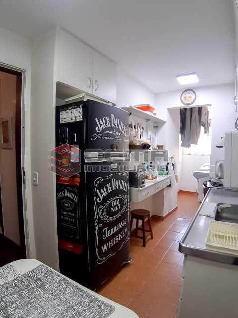 cozinha  - Apartamento 3 quartos para alugar Copacabana, Zona Sul RJ - R$ 4.000 - LAAP34686 - 14