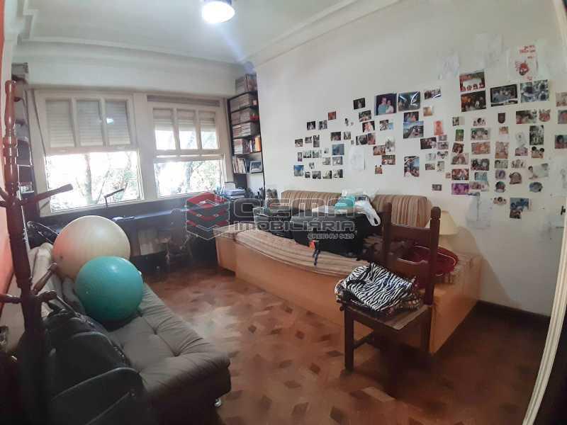 segundo quarto  - Apartamento 3 quartos para alugar Copacabana, Zona Sul RJ - R$ 4.000 - LAAP34686 - 12