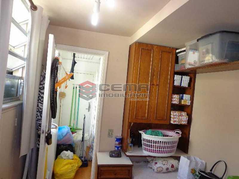 quarto de serviço  - Apartamento 3 quartos para alugar Copacabana, Zona Sul RJ - R$ 4.000 - LAAP34686 - 21