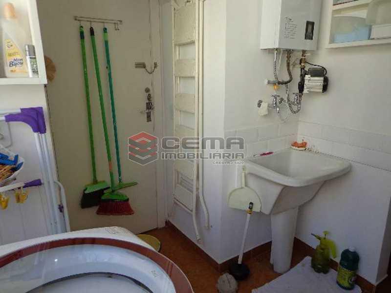 área de serviço  - Apartamento 3 quartos para alugar Copacabana, Zona Sul RJ - R$ 4.000 - LAAP34686 - 20