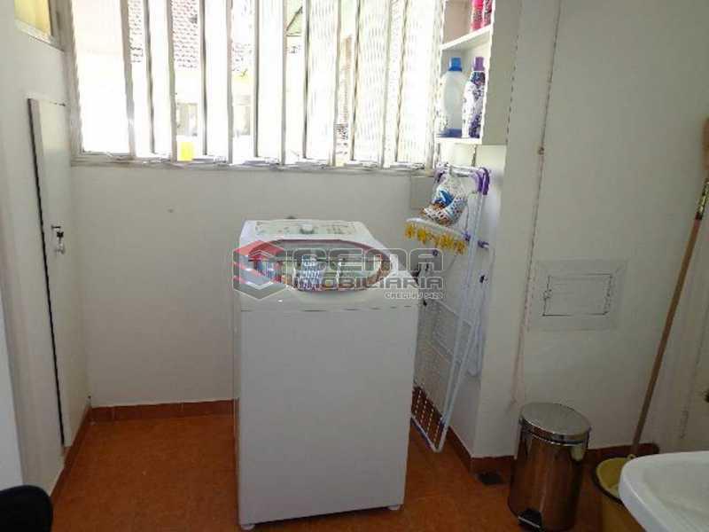 área de serviço  - Apartamento 3 quartos para alugar Copacabana, Zona Sul RJ - R$ 4.000 - LAAP34686 - 19