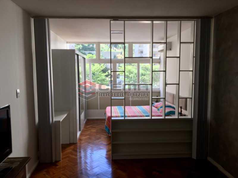 SALAQUARTO. - Excelente conjugado mobiliado em Copacabana - LAKI10449 - 6