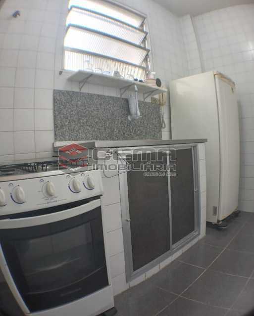 Cozinha - Apartamento 1 quarto para alugar Botafogo, Zona Sul RJ - R$ 2.500 - LAAP13146 - 11