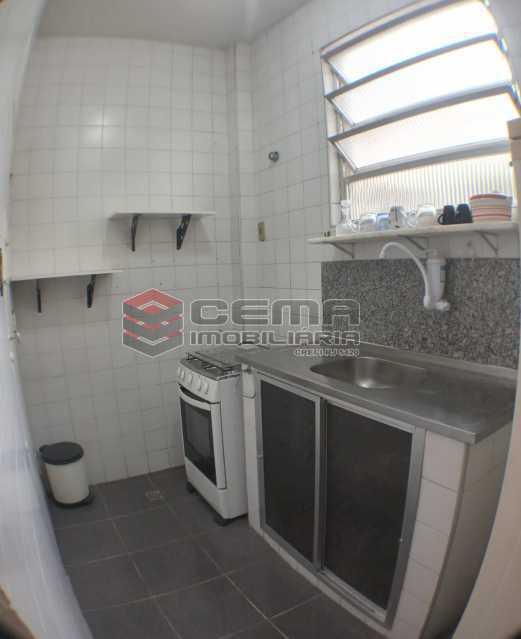 Cozinha - Apartamento 1 quarto para alugar Botafogo, Zona Sul RJ - R$ 2.500 - LAAP13146 - 12