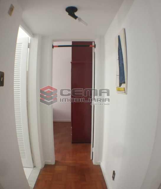 Circulação - Apartamento 1 quarto para alugar Botafogo, Zona Sul RJ - R$ 2.500 - LAAP13146 - 6