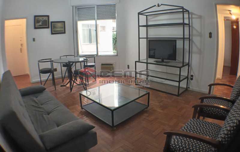 Sala - Apartamento 1 quarto para alugar Botafogo, Zona Sul RJ - R$ 2.500 - LAAP13146 - 1