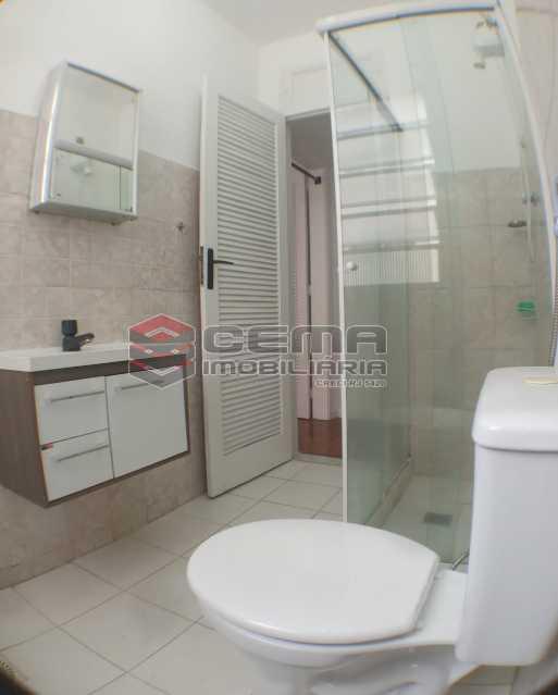Banheiro - Apartamento 1 quarto para alugar Botafogo, Zona Sul RJ - R$ 2.500 - LAAP13146 - 16