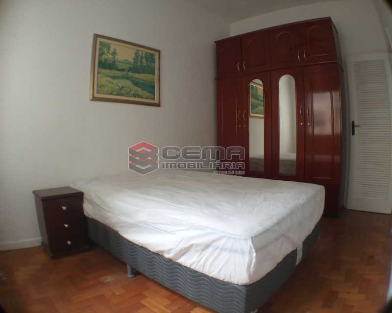 Quarto - Apartamento 1 quarto para alugar Botafogo, Zona Sul RJ - R$ 2.500 - LAAP13146 - 10
