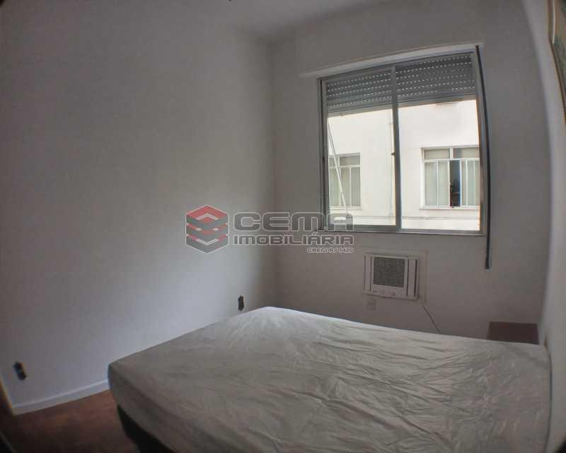 Quarto - Apartamento 1 quarto para alugar Botafogo, Zona Sul RJ - R$ 2.500 - LAAP13146 - 9