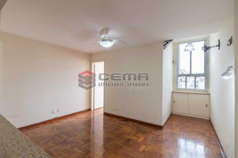 -4 - Quarto e Sala com Dependência no Catete - LAAP13114 - 1
