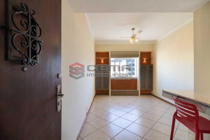 -2-1 - Quarto e sala com varanda no Catete - LAAP13115 - 3