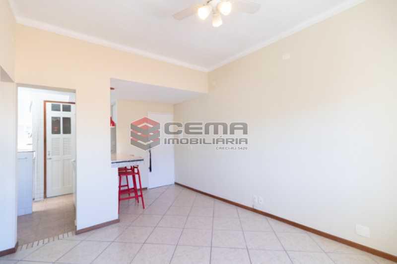 -6-1 - Quarto e sala com varanda no Catete - LAAP13115 - 7