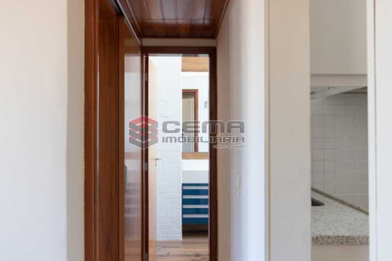 -8-1 - Quarto e sala com varanda no Catete - LAAP13115 - 8