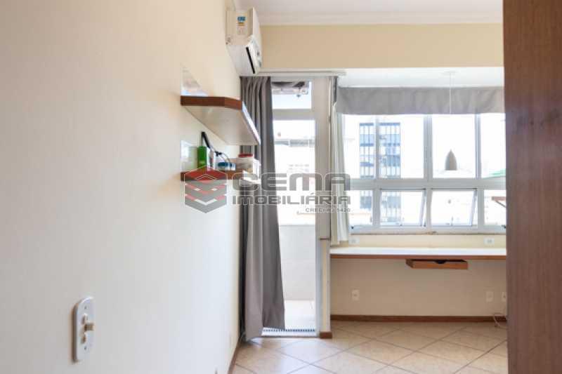 -9-1 - Quarto e sala com varanda no Catete - LAAP13115 - 9