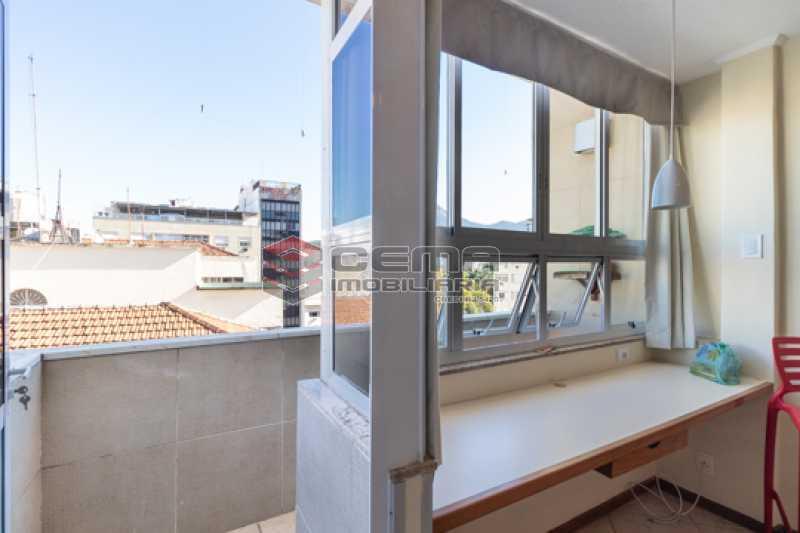 -13-1 - Quarto e sala com varanda no Catete - LAAP13115 - 14