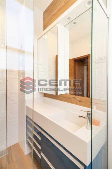 -22-1 - Quarto e sala com varanda no Catete - LAAP13115 - 28