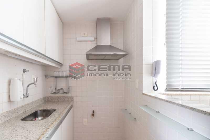 -29-1 - Quarto e sala com varanda no Catete - LAAP13115 - 21