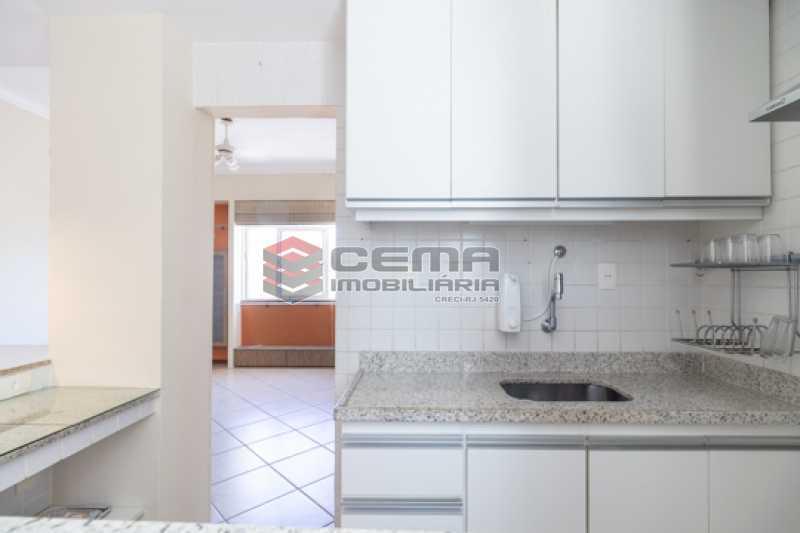 -30-1 - Quarto e sala com varanda no Catete - LAAP13115 - 22