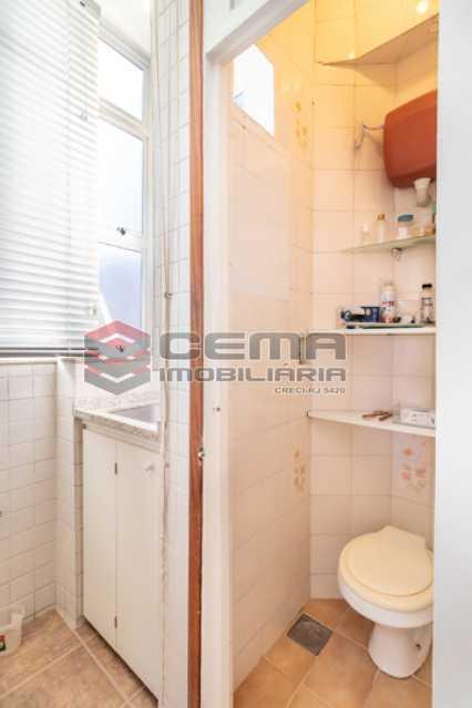 -33 - Quarto e sala com varanda no Catete - LAAP13115 - 31