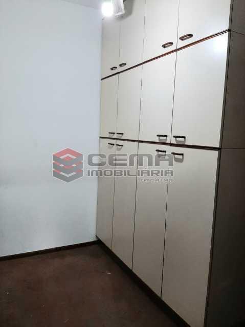 Dependência de serviço - Apartamento 2 quartos para alugar Laranjeiras, Zona Sul RJ - R$ 2.900 - LAAP25576 - 16