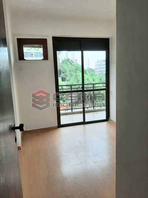 Suíte - Apartamento 2 quartos para alugar Laranjeiras, Zona Sul RJ - R$ 2.900 - LAAP25576 - 5
