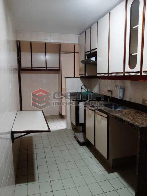 Cozinha - Apartamento 2 quartos para alugar Laranjeiras, Zona Sul RJ - R$ 2.900 - LAAP25576 - 11