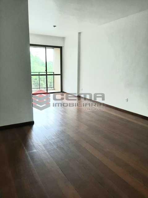 Sala - Apartamento 2 quartos para alugar Laranjeiras, Zona Sul RJ - R$ 2.900 - LAAP25576 - 4