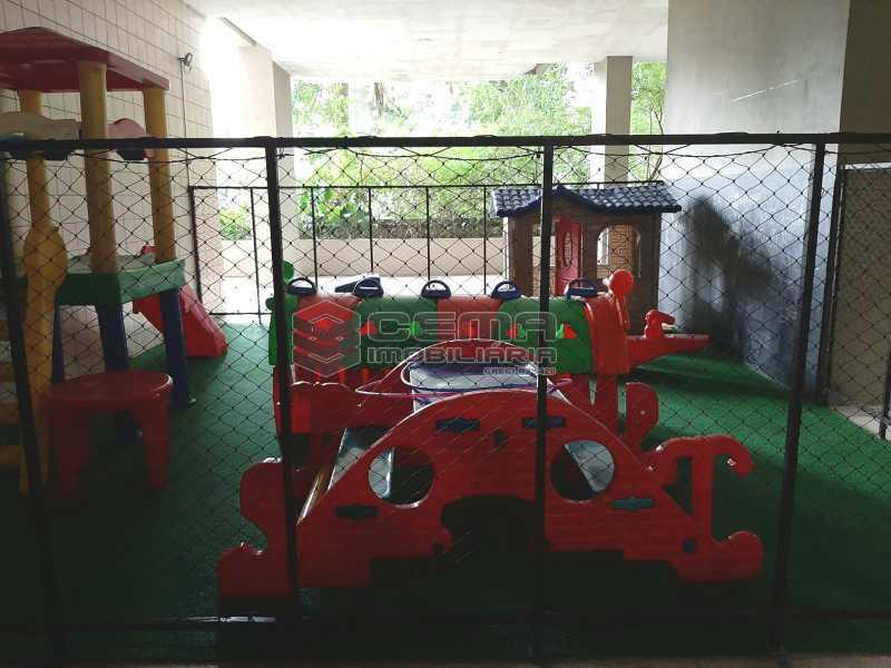 Brinquedoteca - Apartamento 2 quartos para alugar Laranjeiras, Zona Sul RJ - R$ 2.900 - LAAP25576 - 17