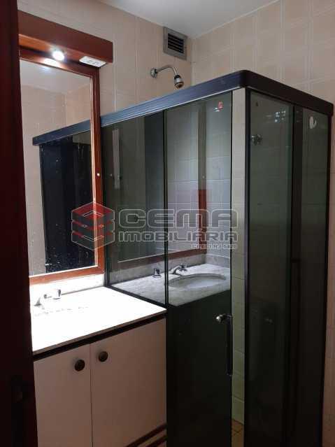 Banheiro social - Apartamento 2 quartos para alugar Laranjeiras, Zona Sul RJ - R$ 2.900 - LAAP25576 - 13