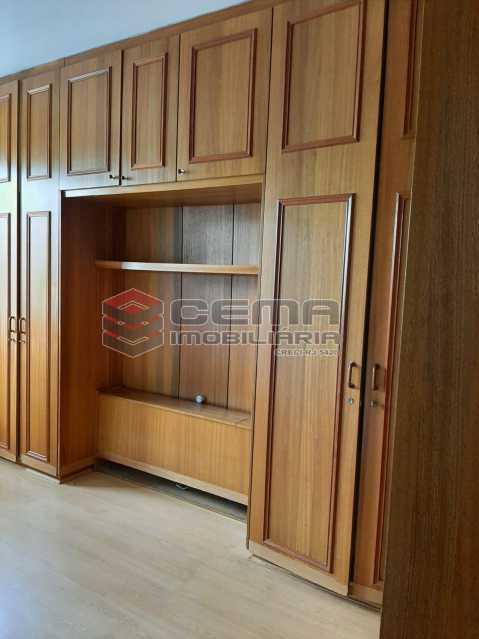 Suíte - Apartamento 2 quartos para alugar Laranjeiras, Zona Sul RJ - R$ 2.900 - LAAP25576 - 6