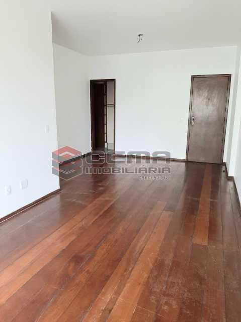 Sala - Apartamento 2 quartos para alugar Laranjeiras, Zona Sul RJ - R$ 2.900 - LAAP25576 - 3
