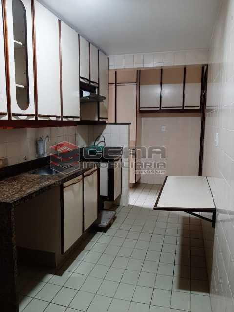 Cozinha - Apartamento 2 quartos para alugar Laranjeiras, Zona Sul RJ - R$ 2.900 - LAAP25576 - 12