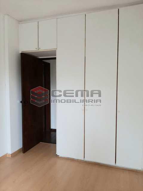 Quarto - Apartamento 2 quartos para alugar Laranjeiras, Zona Sul RJ - R$ 2.900 - LAAP25576 - 9