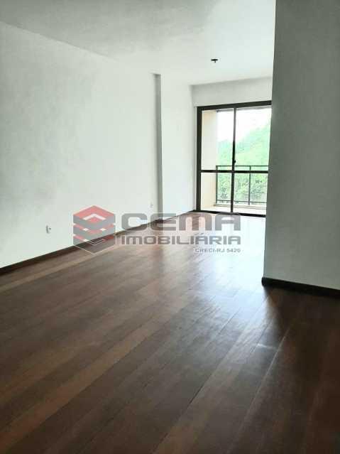 Sala - Apartamento 2 quartos para alugar Laranjeiras, Zona Sul RJ - R$ 2.900 - LAAP25576 - 1
