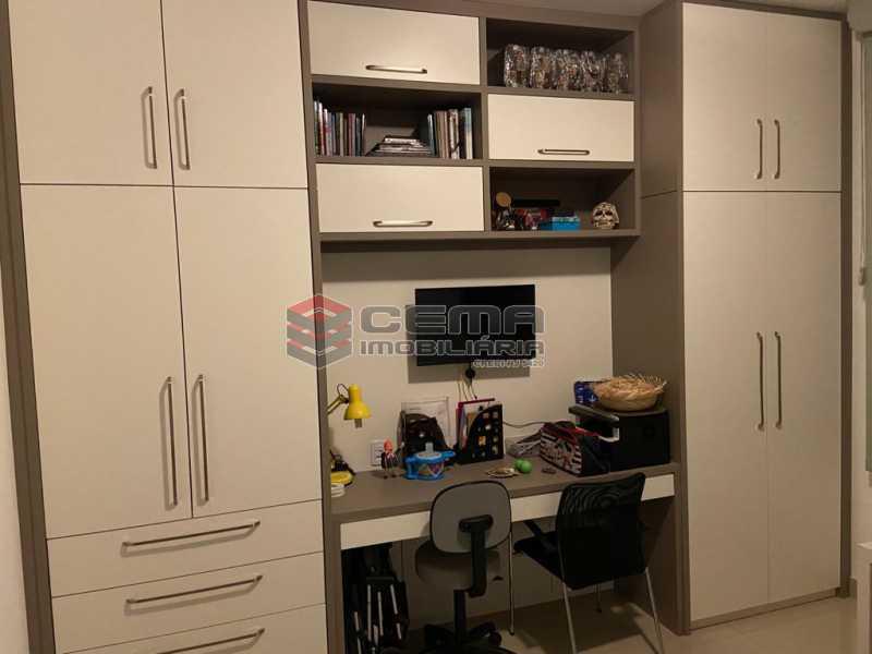 Quarto - Apartamento 2 quartos para alugar Glória, Zona Sul RJ - R$ 2.500 - LAAP25601 - 18