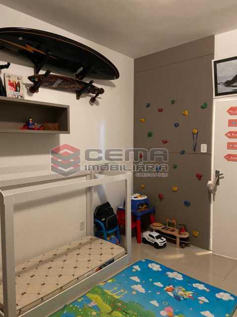 Quarto - Apartamento 2 quartos para alugar Glória, Zona Sul RJ - R$ 2.500 - LAAP25601 - 16