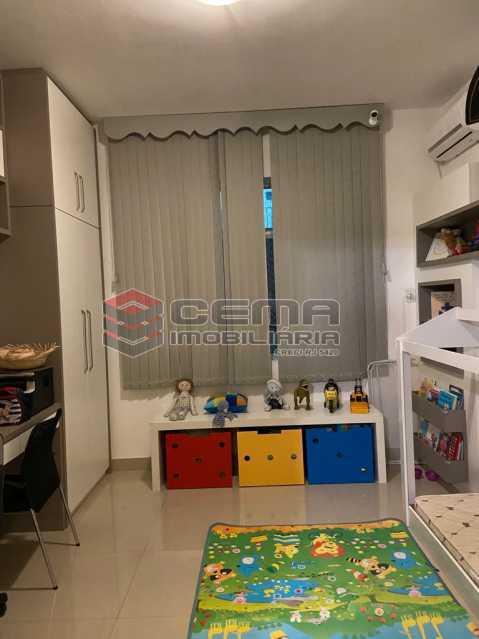 Quarto - Apartamento 2 quartos para alugar Glória, Zona Sul RJ - R$ 2.500 - LAAP25601 - 17